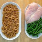 Penne di pollo, ricetta per cani